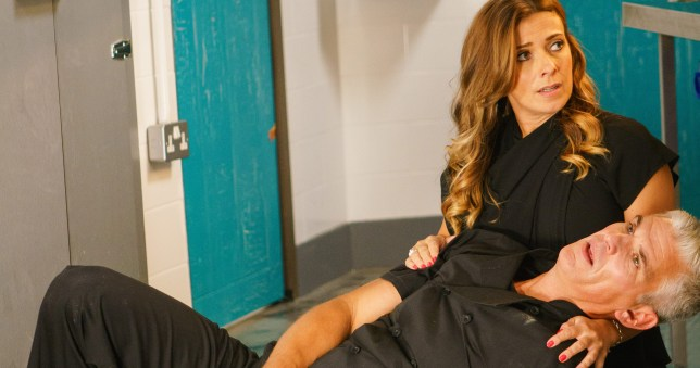 Robert collapses and Michelle panics in Coronation Street spoiler