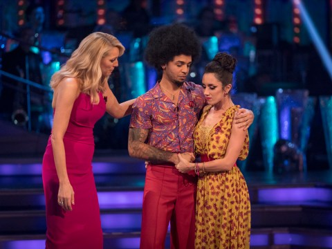 Strictly fans left 'furious' and 'annoyed' as Aston Merrygold is booted off the show