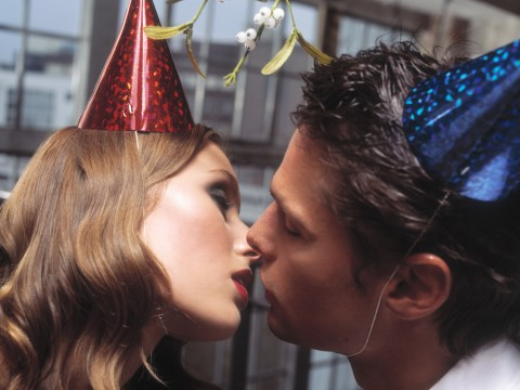 People who hook up at the office Christmas party are pretty likely to enter into long term relationships