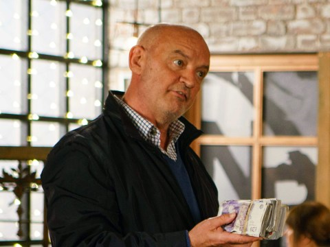 Coronation Street spoilers: Phelan on top again as he pays back the stolen money