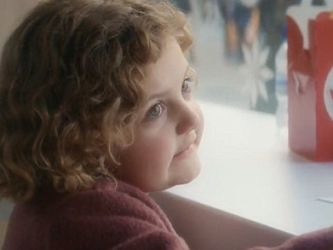 The McDonalds' Christmas advert is here and it's all kinds of cute