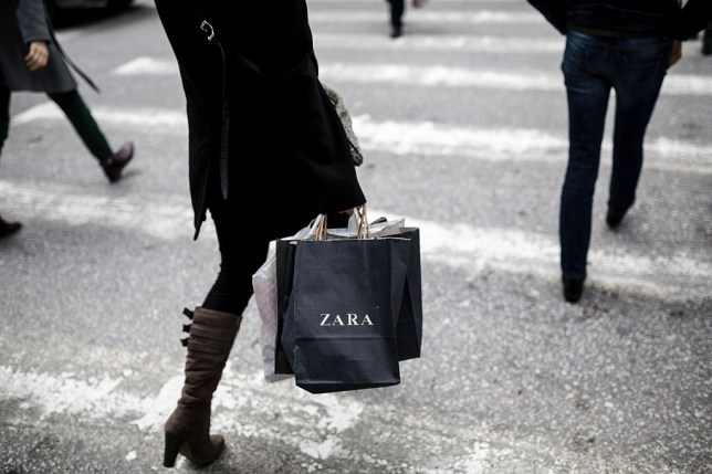 fb1e4728 Zara Black Friday offers include 20% off womenswear, menswear, and ...