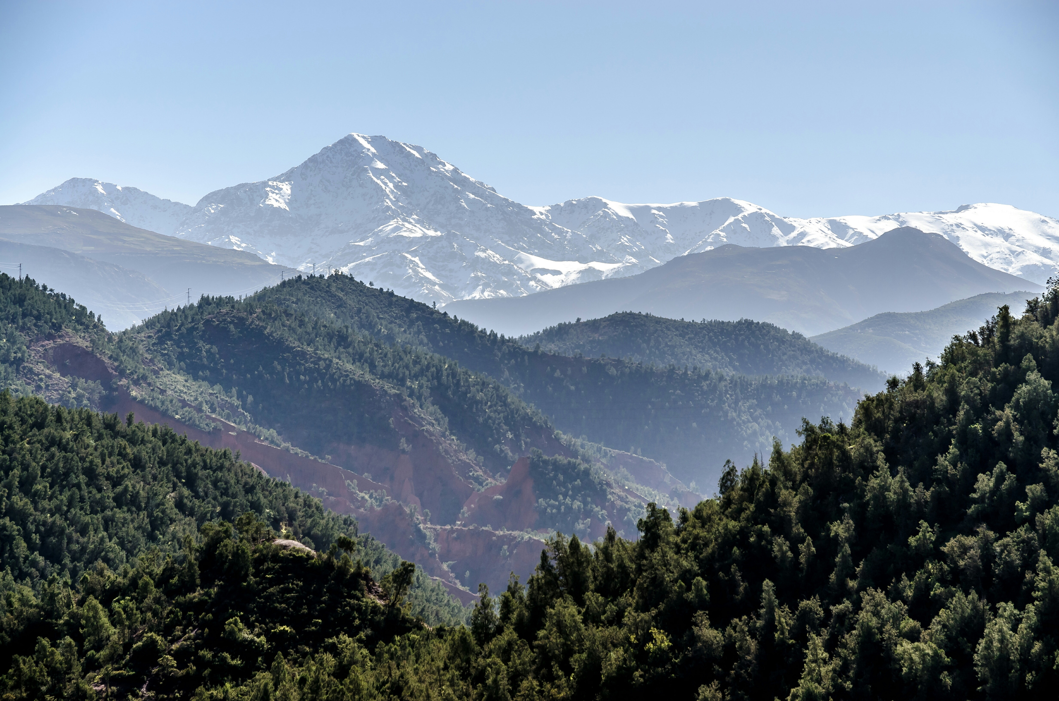 Toubkal: How to climb Morocco's Atlas Mountains in a weekend