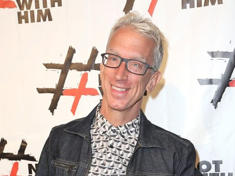 Andy Dick 'fired from two movies in a month' over sexual harassment claims