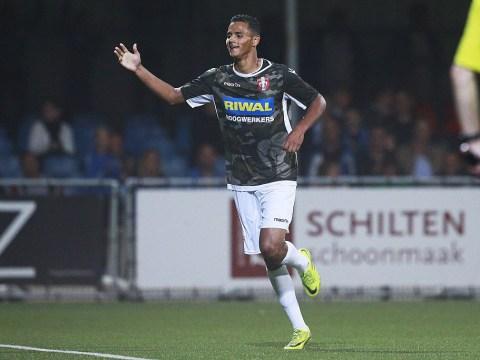 Arsenal consider transfer swoop for Dutch starlet Alessio Da Cruz