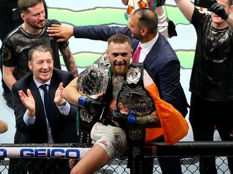 Conor McGregor will not fight again in 2017 after Cyborg vs Holm confirmed as UFC 219 main event
