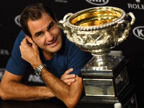 Roger Federer tipped to win Australian Open 2018 ahead of Novak Djokovic, Andy Murray and Rafael Nadal
