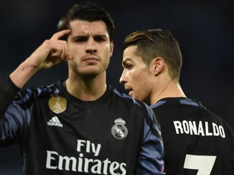 Cristiano Ronaldo regrets Real Madrid decision to sell Alvaro Morata, James Rodriguez and Pepe
