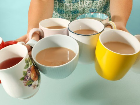 Experts have worked out that there are 24 million possible ways to make a cup of tea