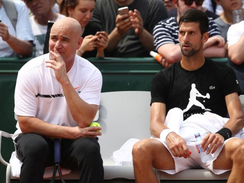 Andre Agassi fires warning shot at Roger Federer & Rafael Nadal over Novak Djokovic's 2018 comeback