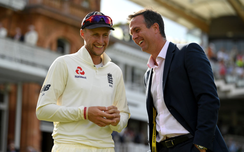Michael Vaughan reveals his advice for England captain Joe Root on eve of Ashes battle