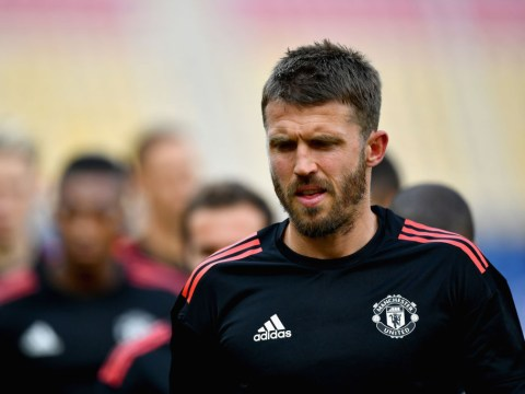 Antonio Valencia and Michael Carrick fly out with Manchester United squad to Dubai for mid-season training camp