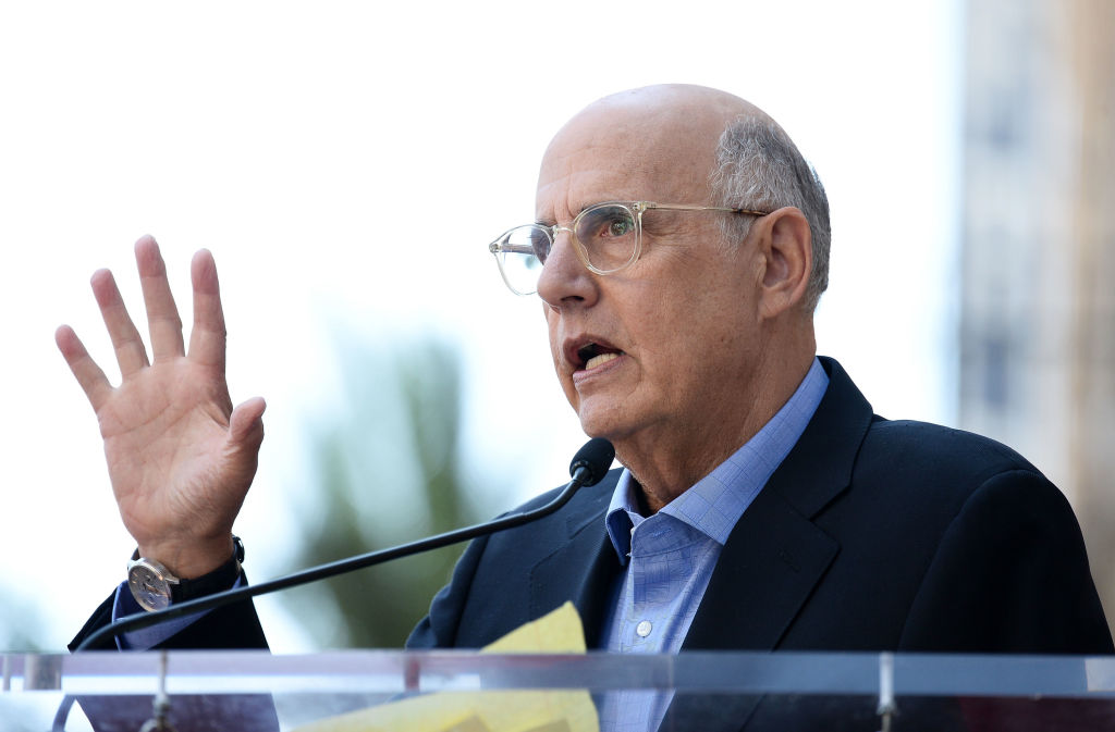 Arrested Development star Jeffrey Tambor 'adamantly' denies sexual harassment allegations as he's investigated by Amazon