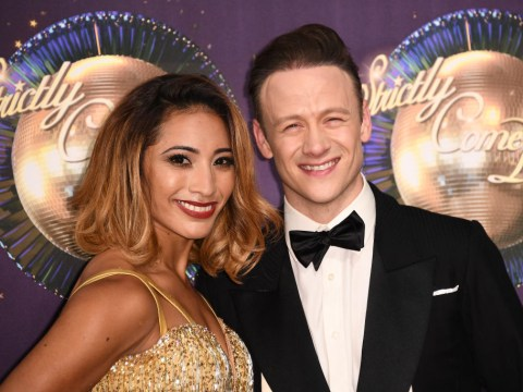 Strictly bosses to axe Karen Clifton amid marriage breakdown rumours