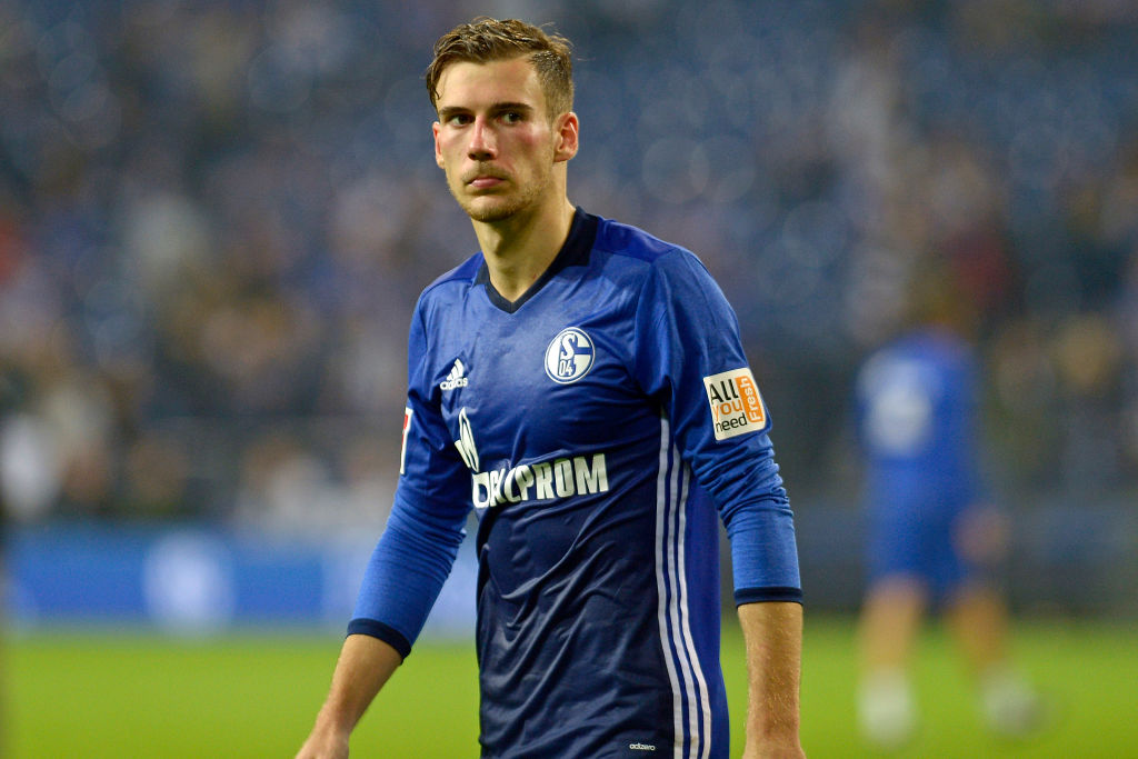 Jurgen Klopp makes Leon Goretzka his priority signing to replace Philippe Coutinho