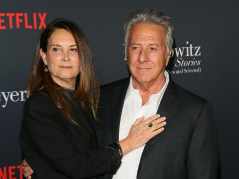 What is Dustin Hoffman's net worth, age and background of his wife Lisa Hoffman