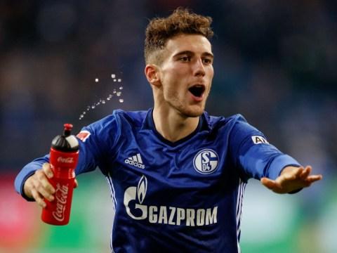 Schalke send message to Arsenal and Liverpool amid Leon Goretzka transfer rumours