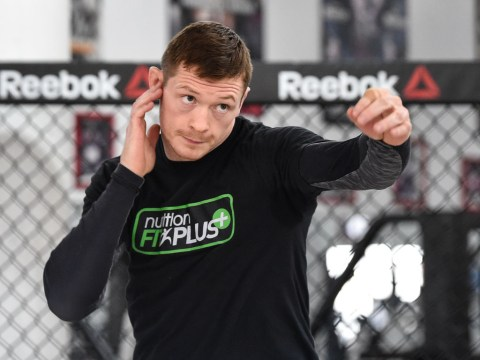 Joe Duffy aiming to make statement at UFC 217 against James Vick