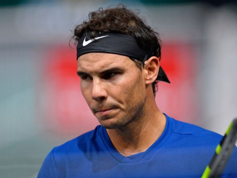 Rafael Nadal outlines ATP Finals plans amid knee injury struggles