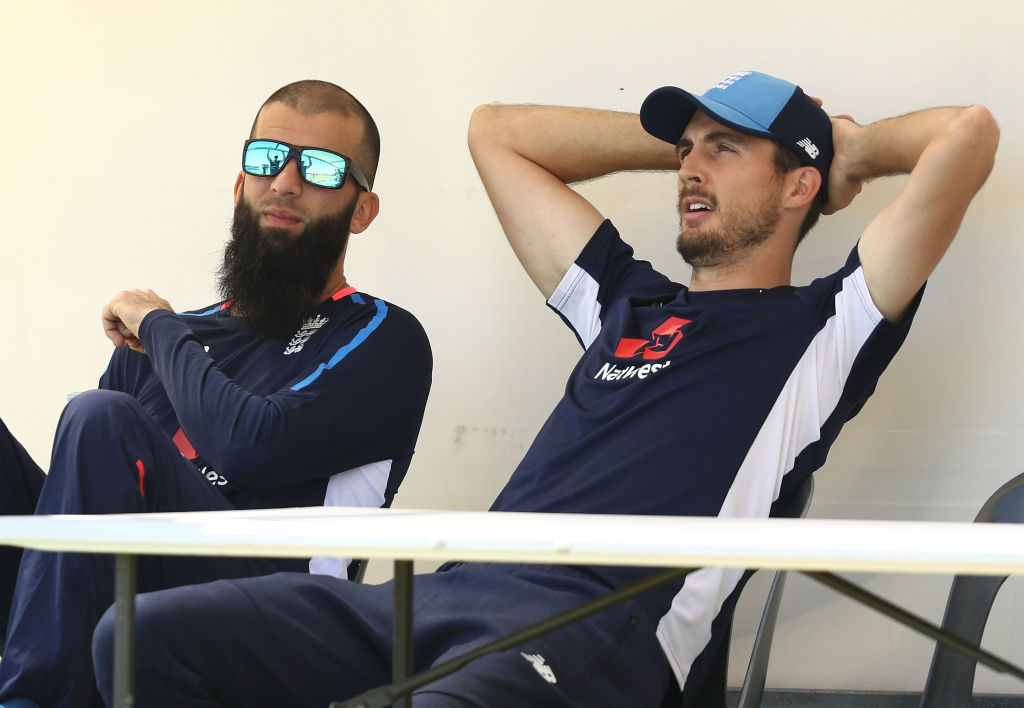 Ashes 2017: Steven Finn ruled out of Australia tour while England offer Moeen Ali update