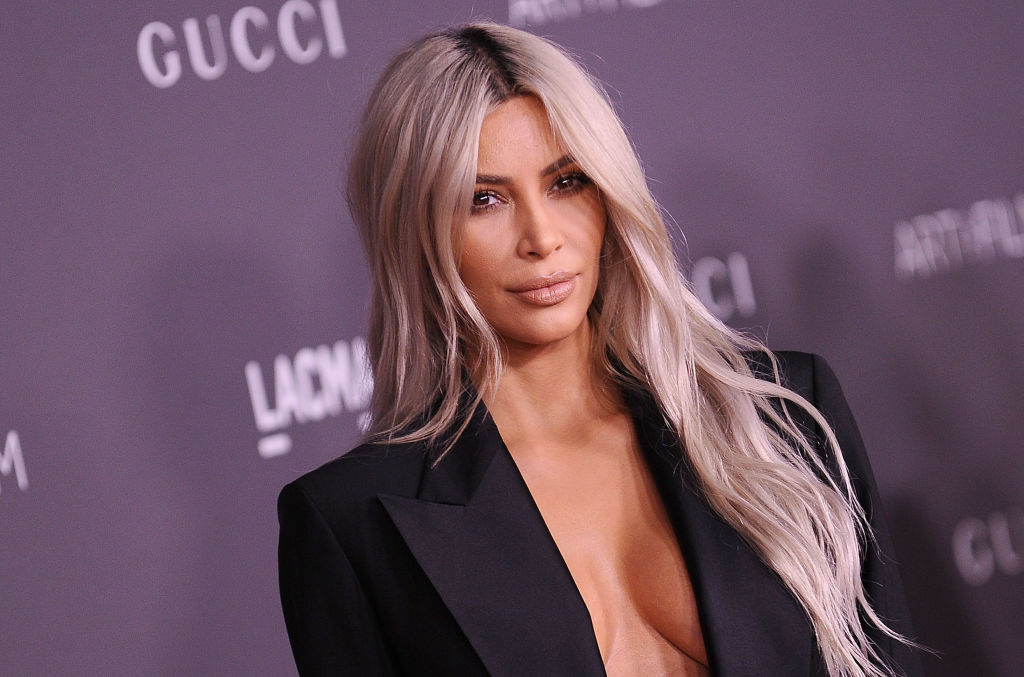 Kim Kardashian reacts to being accused of blackface in KUWTK trailer