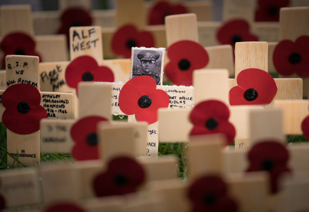 I don't wear a poppy anymore, and I haven't for years – it doesn't feel like it's about remembrance anymore