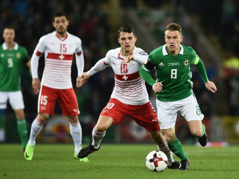 Switzerland vs Northern Ireland TV channel, date, kick-off time, odds and squads
