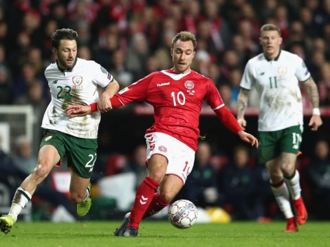 Ireland vs Denmark TV channel, kick-off time, date, odds and team news for World Cup playoff