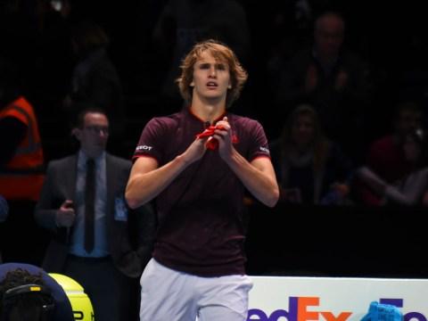 Alexander Zverev speaks out ahead of Roger Federer ATP Finals clash