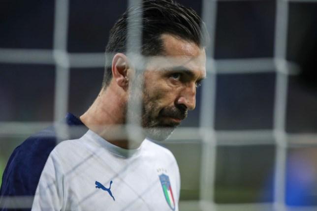 Watch: Hugely emotional Gianluigi Buffon applauds Sweden's national anthem