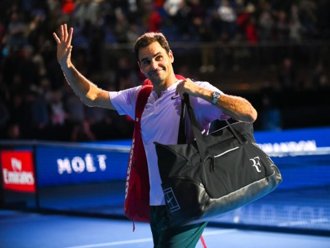 Roger Federer names the three stars who are following in Novak Djokovic, Andy Murray & Rafael Nadal's footsteps