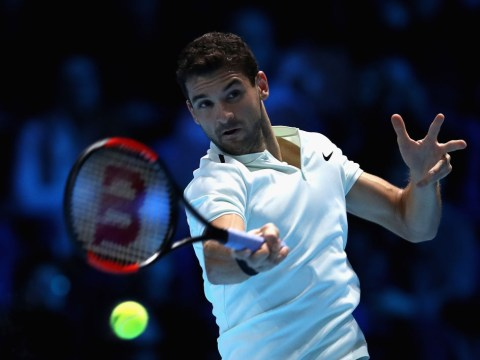 Grigor Dimitrov makes big statement against David Goffin to join Roger Federer in the ATP Finals semi-finals