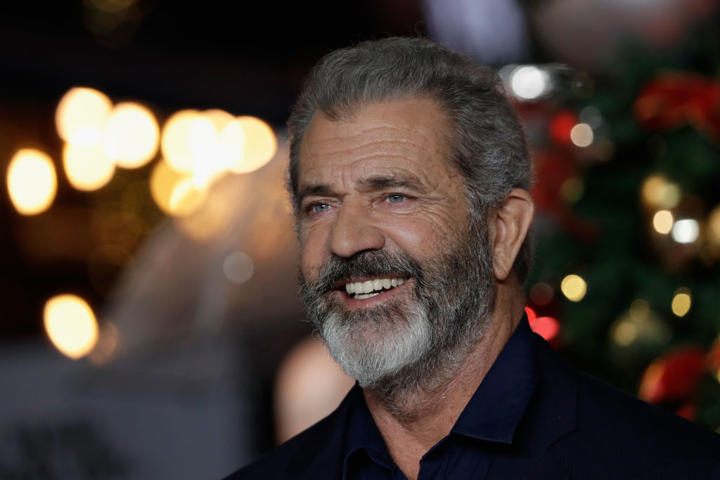 Mel Gibson Daddy's Home 2 premiere (Photo by John Phillips/Getty Images)