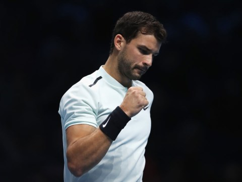 Ruthless Grigor Dimitrov heads into Jack Sock clash on fire after Pablo Carreno Busta annihilation