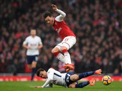 Tottenham vs Arsenal head-to-head: North London derby records and stats
