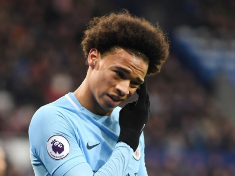 Leroy Sane fit to face West Ham but Pep Guardiola 'worried' about suspension ahead of Manchester derby