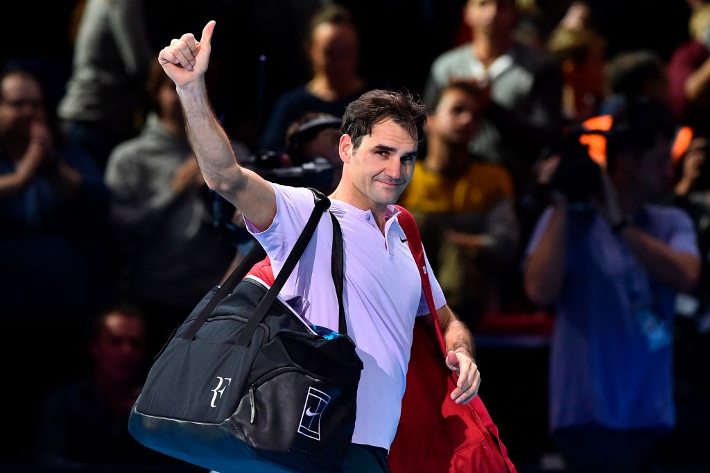Roger Federer reveals off-season plans after David Goffin defeat