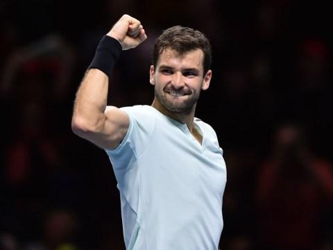 Grigor Dimitrov explains where his game has edged closer to the 'Big Four'