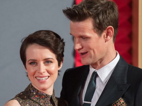 Claire Foy and Matt Smith launch The Crown season 2 with style at London premiere