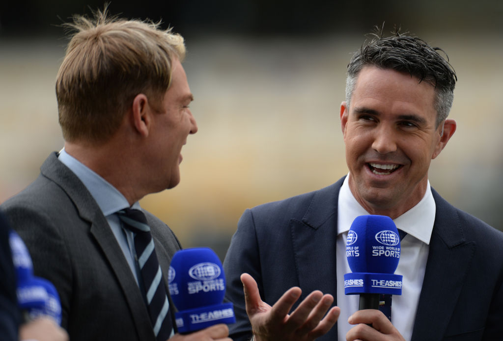 Ashes 2017: David Lloyd echoes Kevin Pietersen's criticism of England