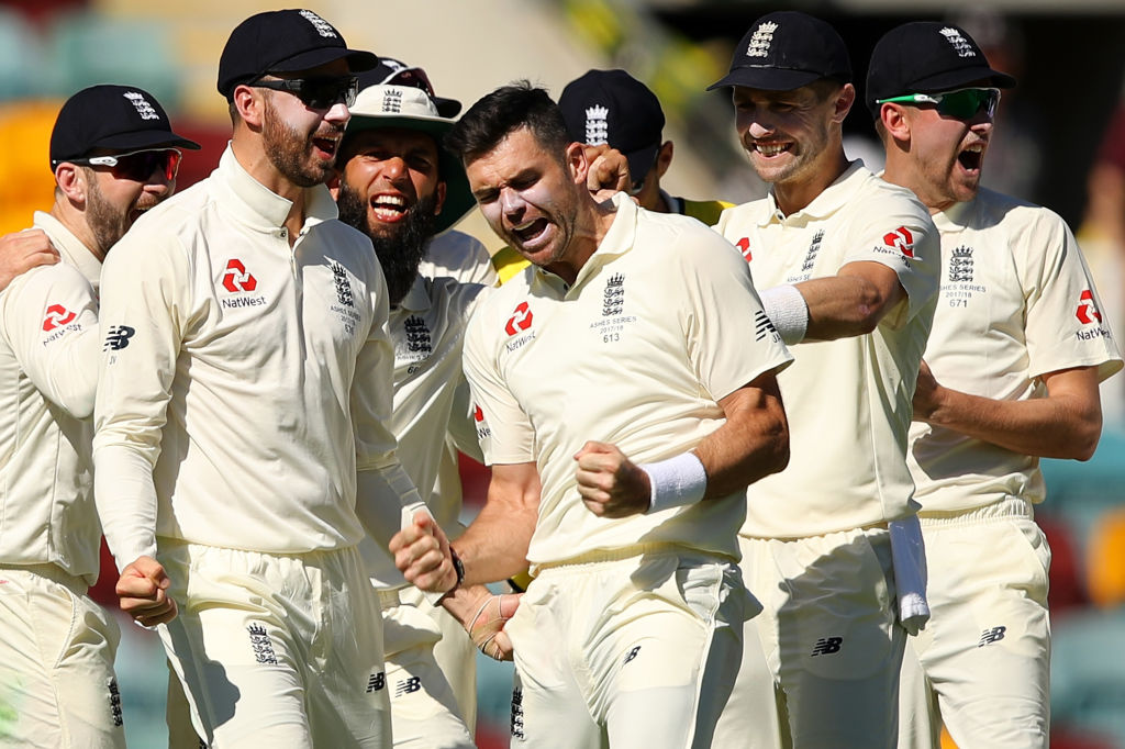 Ashes recap: Steve Smith digs Australia out of trouble after England make inroads on day two in Brisbane