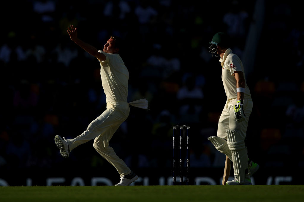 England bowler Jake Ball explains why he left the Gabba field amid ankle injury fears