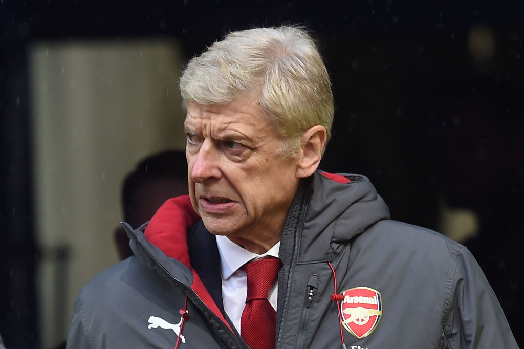 Arsenal board ready to go over Arsene Wenger's head & sell three stars in January