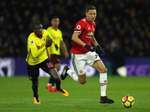 Jose Mourinho confirms Nemanja Matic injury amid Arsenal clash fears
