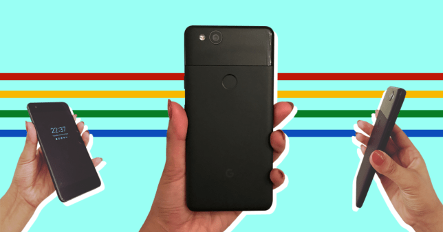 The excellent Google Pixel 2 phone is now being sold at a