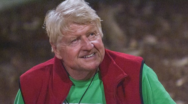 STRICT EMBARGO - NOT FOR USE BEFORE 22:30 GMT FRIDAY 24th NOVEMBER 2017. EDITORIAL USE ONLY - NO MERCHANDISING Mandatory Credit: Photo by ITV/REX/Shutterstock (9239280fo) Stanley Johnson 'I'm a Celebrity... Get Me Out of Here!' TV Show, Series 17, Australia - 24 Nov 2017