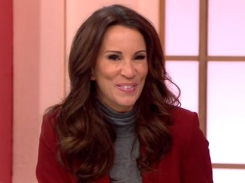Andrea McLean called her fellow Loose Women dogs and they reacted how you'd expect