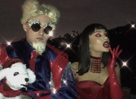 Ariana Grande and Mac Miller win couple's Halloween with epic Zoolander costumes