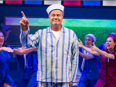 Big Fish The Musical, The Other Palace, review: Kelsey Grammer is great in an otherwise jarring staging