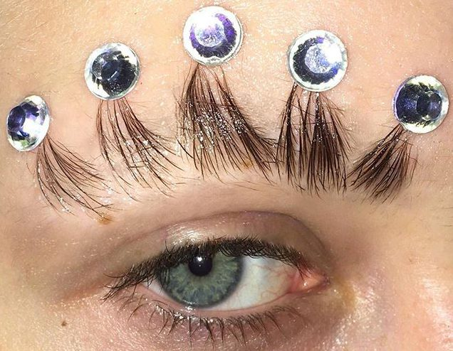 brow crowns trend